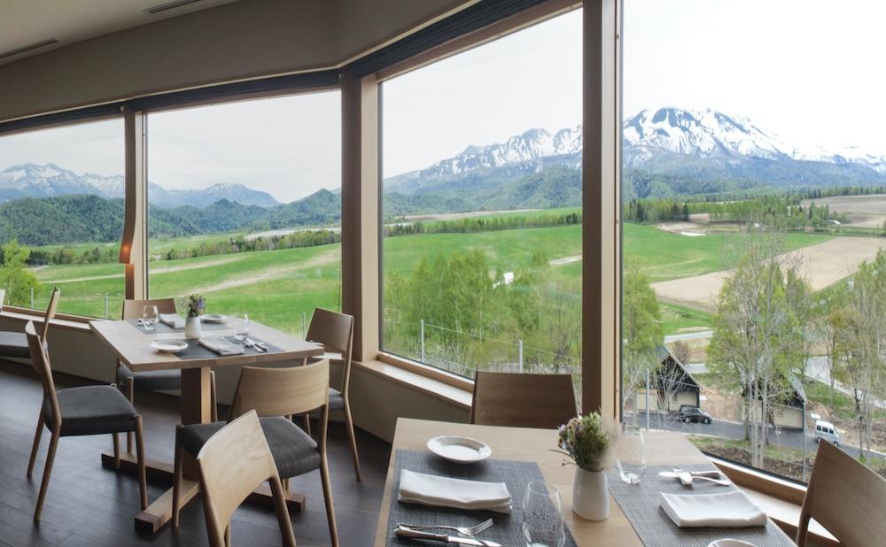 世界に通じる北海道料理と胸に響く絶景