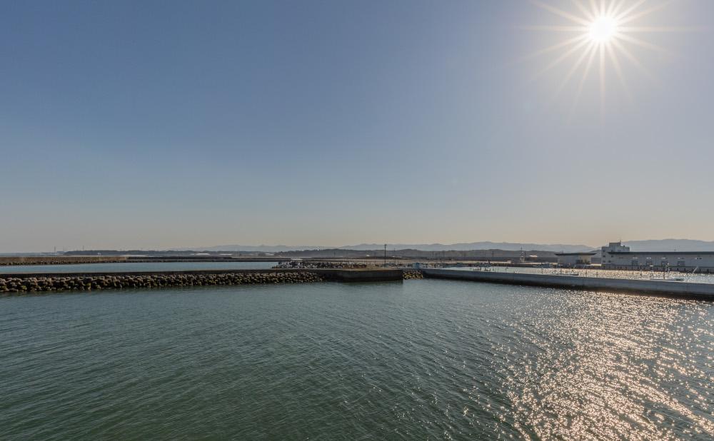 浪江の町とひとを見つづける「請戸海岸」