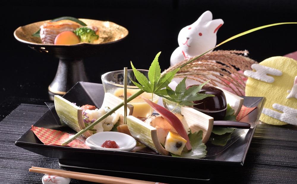 京の味と寛ぎを。部屋食文化にこだわる旅館
