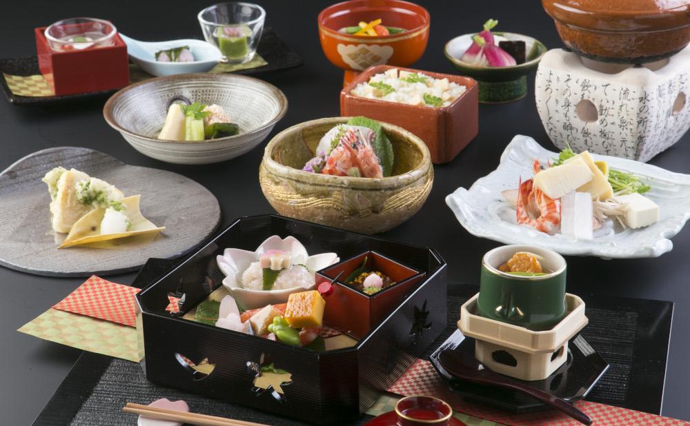 京の食を通して伝える「部屋食文化」
