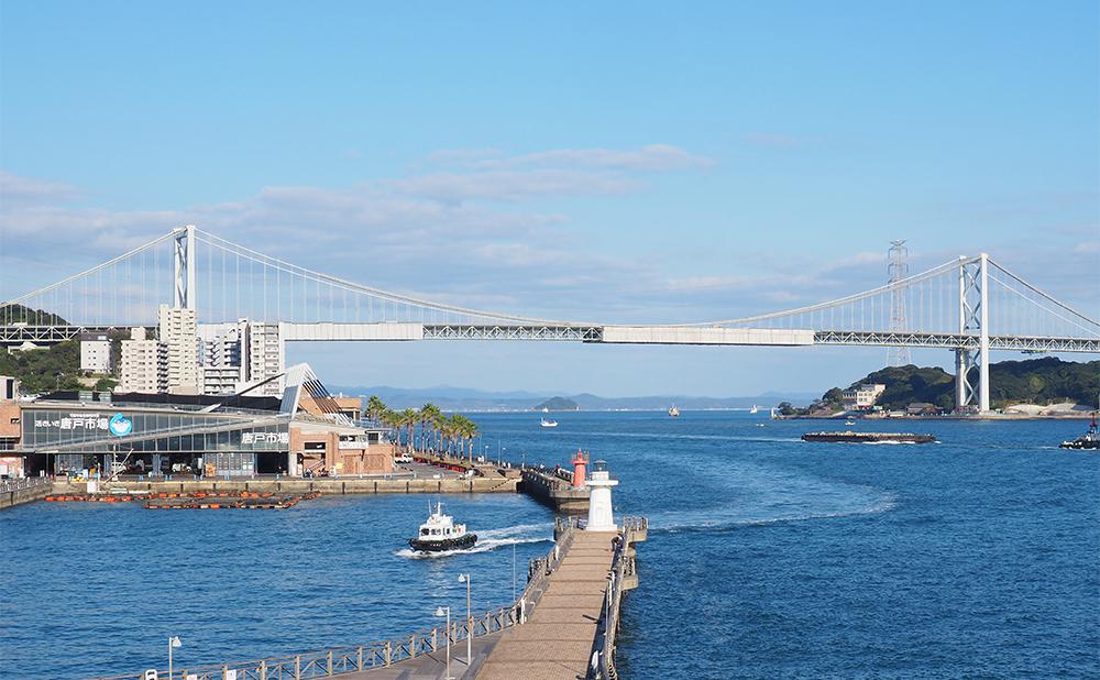 瀬戸内海と日本海の魚がクロスオーバーする「下関の豊かな海」
