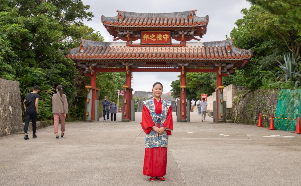 沖縄が誇る「守礼の心」を巡る旅